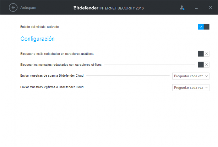 Imagen - Review Bitdefender Internet Security 2016, una protección completa para Windows 10