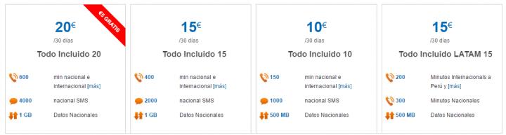 Imagen - Lycamobile lanza bonos para llamar a 52 países desde 10 euros al mes