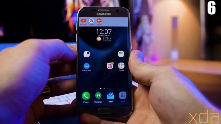 Imagen - 10 funcionalidades que no conocías del Samsung Galaxy S7
