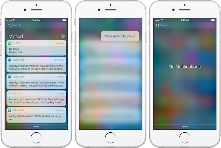Imagen - 10 nuevas funciones de 3D Touch en iOS 10