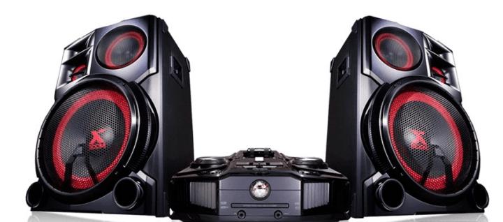 Imagen - La Bestia, la gama de sonido de LG para tus fiestas