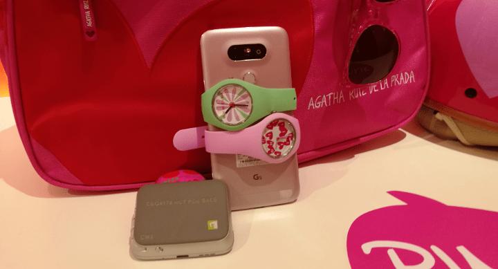 Imagen - LG G5 en color rosa, disponible con Orange