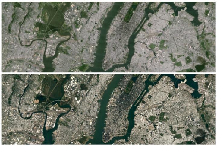 Imagen - Google Earth y Maps añaden imágenes de satélite en alta resolución