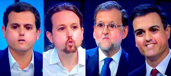 Imagen - Los mejores memes del debate a cuatro del 13-J