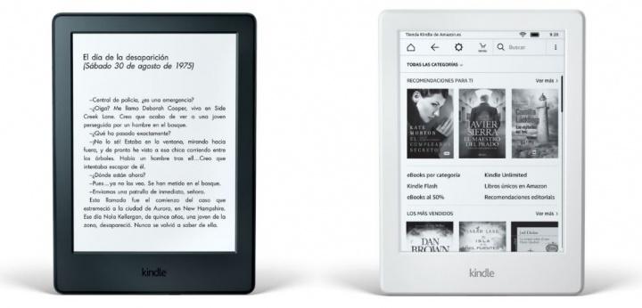 Imagen - Nuevo Kindle más ligero y más delgado por 79,99 euros