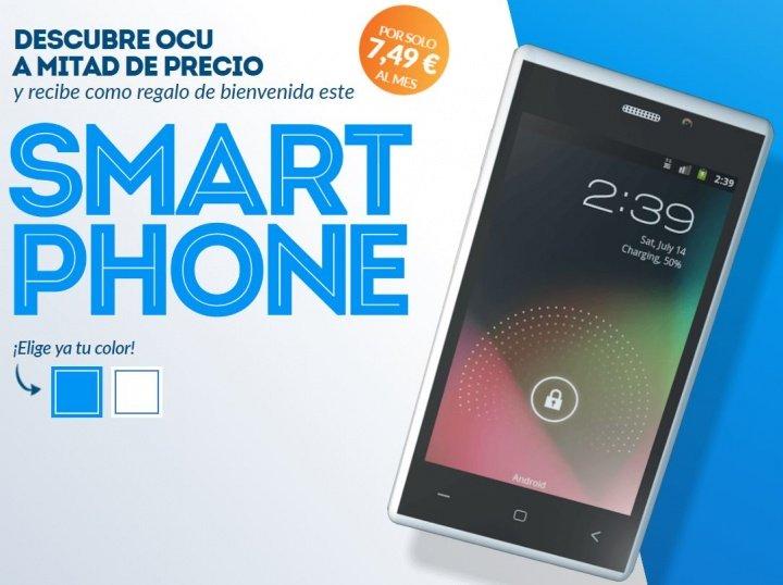 Imagen - Consigue el móvil de la OCU por menos de 8 euros