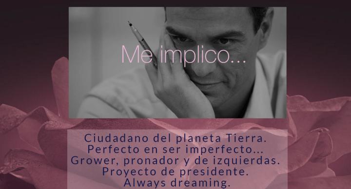 Imagen - Pedro Sánchez Presidente, la página de El Mundo Today que parodia al líder socialista
