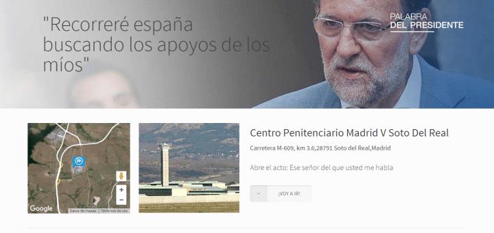 Imagen - El Mundo Today cierra una página que parodia a Rajoy por petición del PP