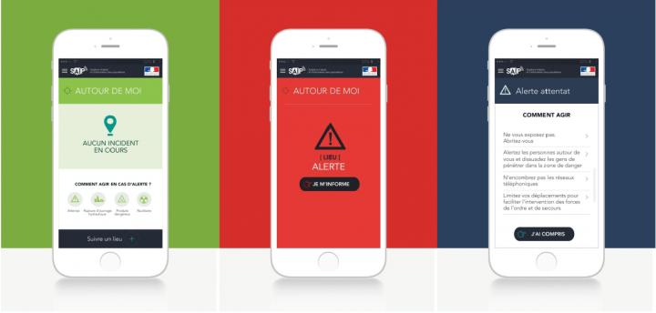 Imagen - SAIP, una aplicación para alertar de atentados en la Eurocopa 2016