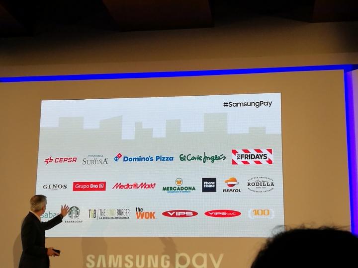 Imagen - Samsung Pay ya se puede utilizar en España