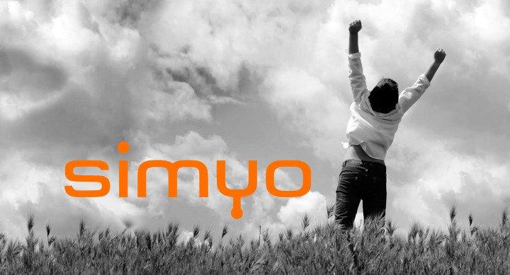 Simyo mejora las tarifas de 3GB, 4GB y 10GB