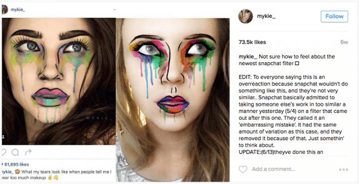 Imagen - Snapchat eliminará algunos filtros