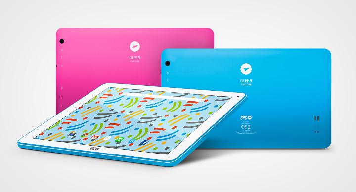 Glee 9 y Glee 10.1, las nuevas tablets asequibles de SPC