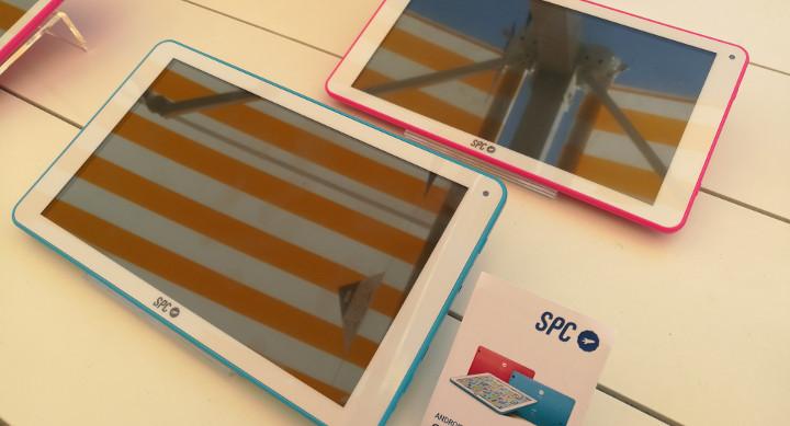 Imagen - Glee 9 y Glee 10.1, las nuevas tablets asequibles de SPC