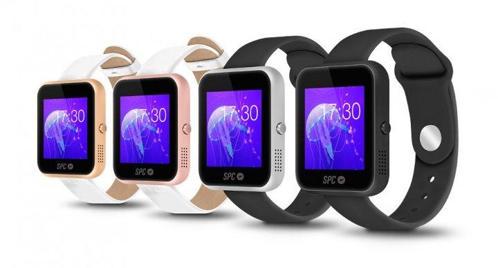 Smartee Slim, Smartee Sport y Smartee Training, tres nuevos smartwatches de SPC