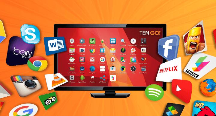 TenGO! microBox Quad Core y microPC QC8, transforma tu televisor en una smart TV