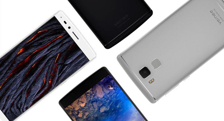 Vernee Apollo Lite, un smartphone con 10 núcleos y lector de huellas por 199,99 dólares