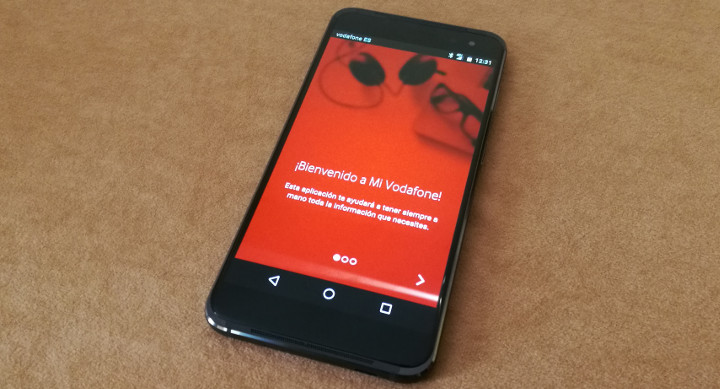Vodafone Smart Platinum 7, Ultra 7 y Prime 7, la nueva gama de smartphones de Vodafone