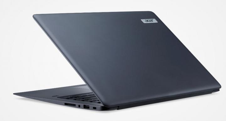Imagen - Acer TravelMate X349, un ultraportátil de aluminio con 10 horas de bateria