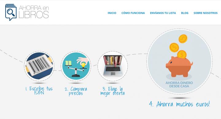 Imagen - Ahorra En Libros, el comparador para comprar libros de texto baratos