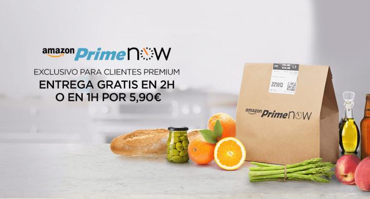 Imagen - Amazon Prime Now lleva las entregas en una hora a Barcelona y alrededores