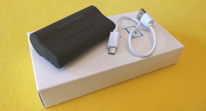Imagen - Review: Parkman E2, una batería externa cómoda y compacta