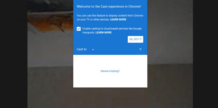 Imagen - Chrome 52 añade soporte para Chromecast