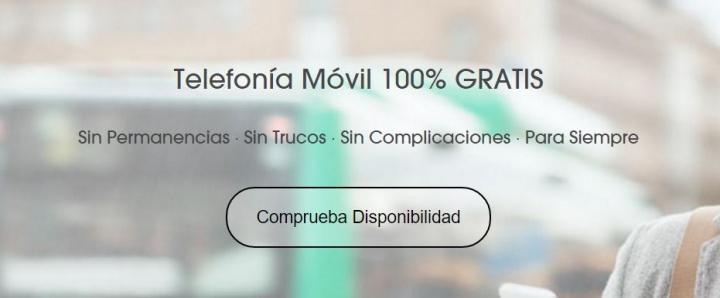 Imagen - FreedomPop, operador llega a España con cien minutos de llamadas y 200MB de datos