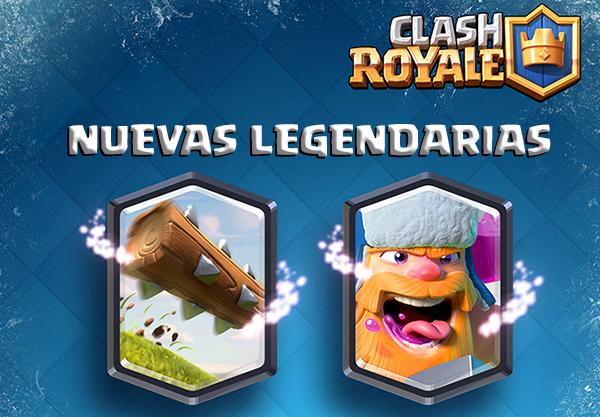 Imagen - Clash Royale se actualiza con torneos, nueva arena y cuatro cartas extra