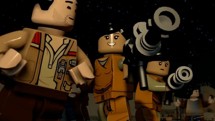 Imagen - LEGO Star Wars: El Despertar de la Fuerza ya disponible gratis para iPhone