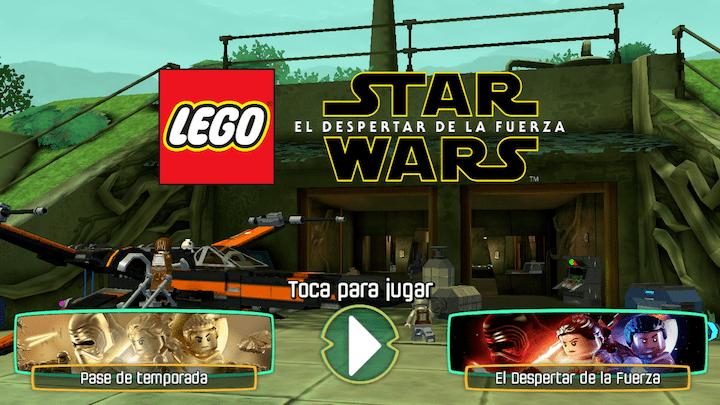 LEGO Star Wars: El Despertar de la Fuerza ya disponible gratis para iPhone