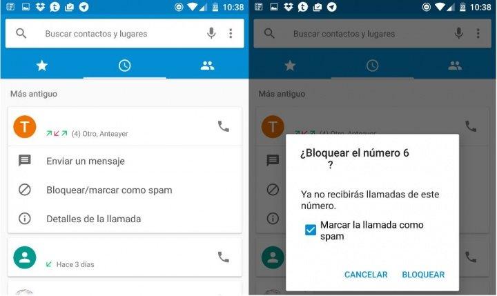 Imagen - Los Nexus ya cuentan con protección contra el spam telefónico