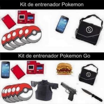 Imagen - Los mejores memes del lanzamiento de Pokémon Go