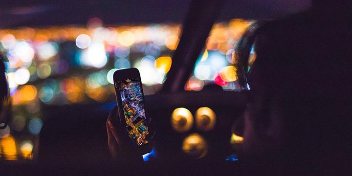 Imagen - Un viral de WhatsApp advierte contra el uso del smartphone en la oscuridad