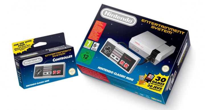 Imagen - NES Mini ya está a la venta en España