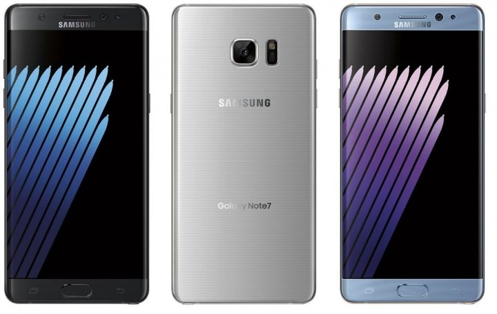 Samsung Galaxy Note FE serán los Note 7 reacondicionados
