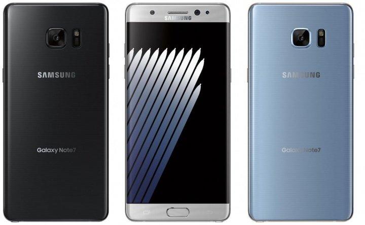 Imagen - Filtrado el diseño oficial del Samsung Galaxy Note 7