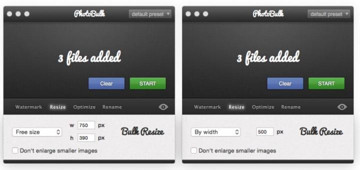 Imagen - Review: PhotoBulk, un sencillo editor de fotografías para OS X