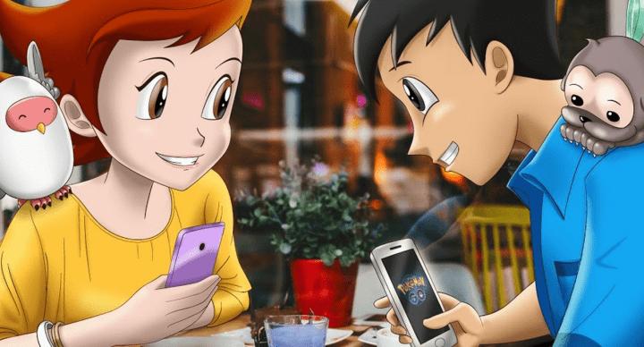 PokéDates, el Tinder para fans de Pokémon Go