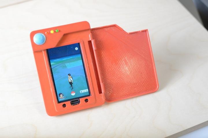 Imagen - Convierte tu móvil en una Pokédex con batería externa