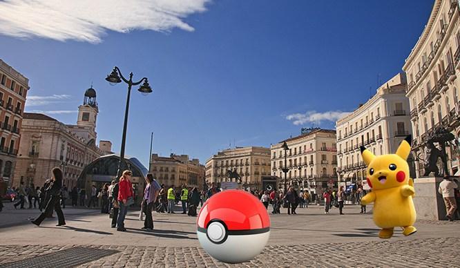 Imagen - Gran Quedada Pokémon Go: 3.000 personas se citan en Madrid