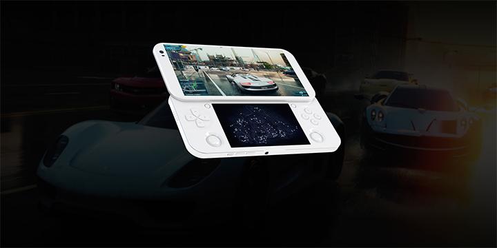 PGS, una consola portátil con Windows 10 y Android