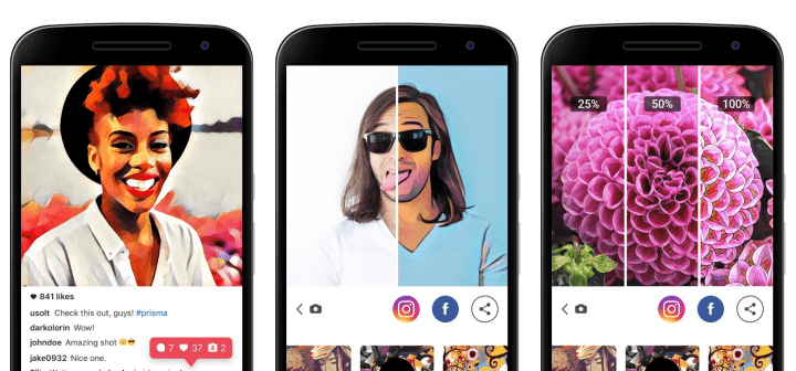 Imagen - Prisma permitirá aplicar los filtros a vídeos muy pronto
