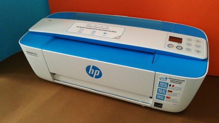 Review: HP Deskjet 3720, una verdadera impresora ultracompacta