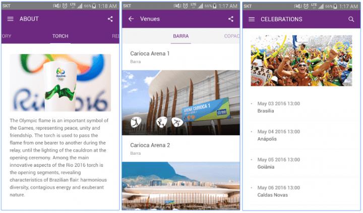 Imagen - 5 apps para disfrutar de los Juegos Olímpicos 2016