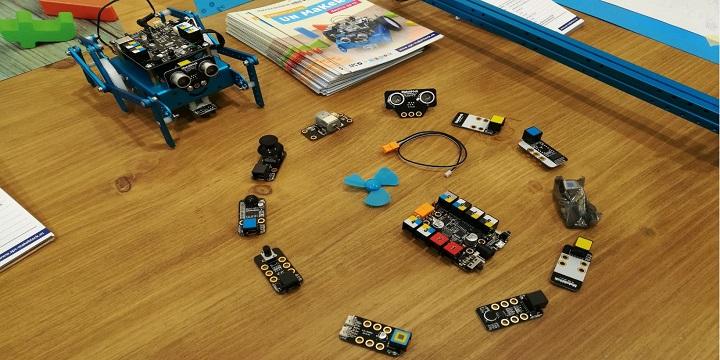 SPC lanza sus robots inteligentes para todos los públicos