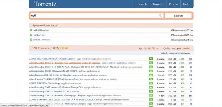 Imagen - 7 alternativas a KickassTorrents
