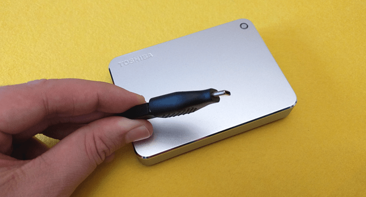 Imagen - Review: Toshiba Canvio Premium, un disco duro externo con extras muy interesantes