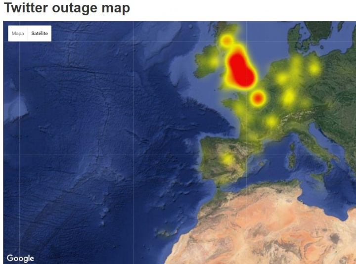 Imagen - Twitter está sufriendo problemas de funcionamiento