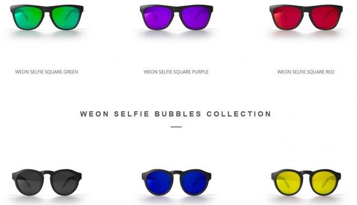 Imagen - Weon Selfie Glasses, las gafas que te permitirán hacerte selfies